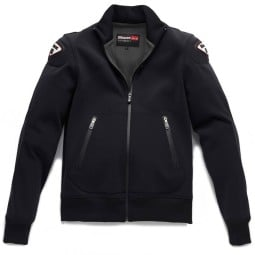 Motorcycle Fabric Jacket BLAUER HT Easy Man 1.0 Black Asphalt ,Motorcycle Textile Jackets