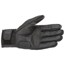 Motorcycle gloves Alpinestars Gareth black, Motorcycle Gloves