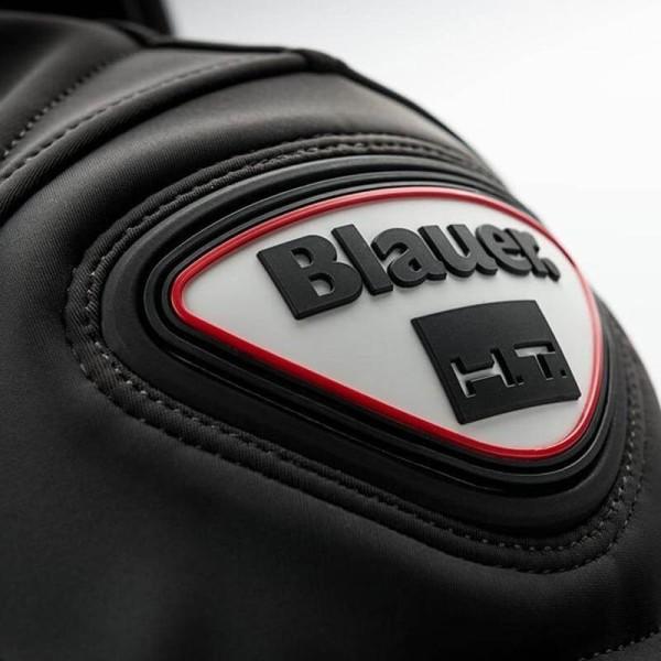 Blouson Moto Tissu BLAUER HT Easy Man 1.0 Asphalte Noir
