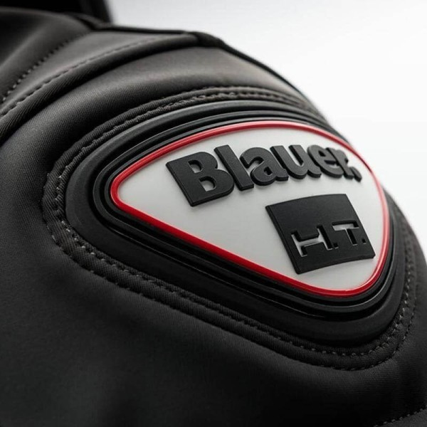 Motorcycle Fabric Jacket BLAUER HT Easy Man 1.0 Black Asphalt