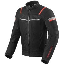 Chaqueta moto Rev it Tornado 3 negro