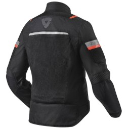 Motorcycle jacket Tornado 3 woman black ,Motorcycle Textile Jackets