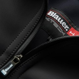 Giubbotto Moto Tessuto BLAUER HT Easy Man 1.0 Antracite, Giubbotti e Giacche Tessuto Moto