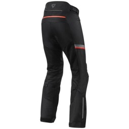 Pantalón moto Revit Tornado 3 negro, Pantalones moto