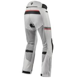 Pantaloni moto Revit Tornado 3 argento, Pantaloni Moto