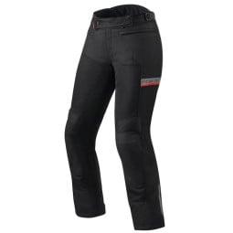 Pantaloni moto donna Revit Tornado 3 nero, Pantaloni Moto
