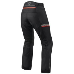 Pantalón moto mujer Revit Tornado 3 negro, Pantalones moto