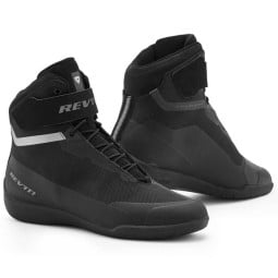 Motorcycle shoes Revit Mission black, Motorcycle Racing Boots