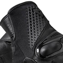 Revit motorcycle gloves Echo black ,Motorcycle Leather Gloves