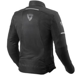 Motorcycle jacket Revit Airwave 3 black ,Motorcycle Textile Jackets