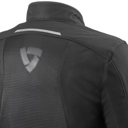 Giacca moto estiva Revit Airwave 3 nero, Giubbotti e Giacche Tessuto Moto