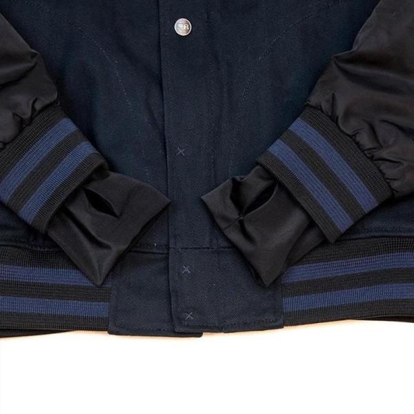 Vintage Motorcycle Jacket ROEG Moto Co COLE
