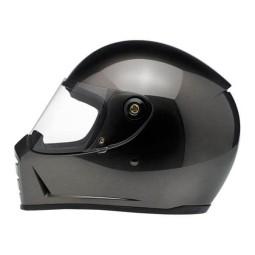 Motorrad helm Biltwell Lane Splitter bronze metallic, Vintage-Helme