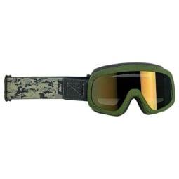 Motorradbrille Biltwell Overland 2.0 Grunt Olive