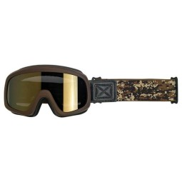 Gafas moto Biltwell Overland 2.0 Grunt Desert, Gafas de Moto