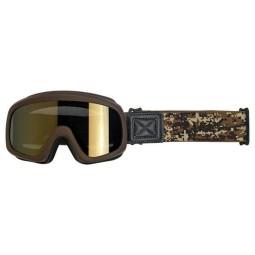 Motorradbrille Biltwell Overland 2.0 Grunt Desert