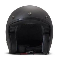 Casco DMD jet Pillow mate negro, Cascos Jet
