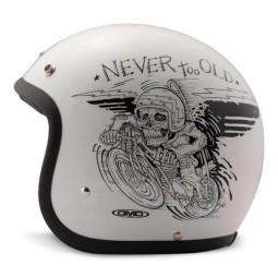 DMD helmet Vintage Oldie jet