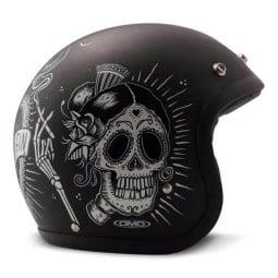 DMD helmet Vintage Sin Fin jet ,Jet Helmets