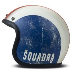 DMD helmet Vintage Squadra Corse jet ,Jet Helmets