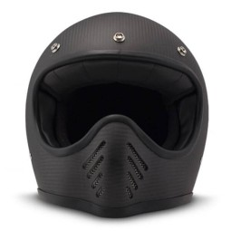 DMD helm Seventy Five Carbon, Vintage-Helme
