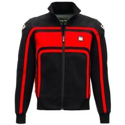 Chaqueta Tela Moto BLAUER HT Easy Rider Red