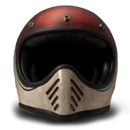 DMD helmet Seventy Five Swan ,Vintage Helmets