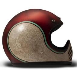 Casco moto DMD Seventy Five Swan, Cascos Vintage
