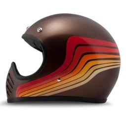 DMD helmet Seventy Five Waves, Vintage Helmets