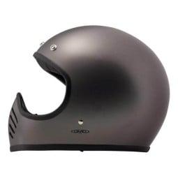 DMD helm Seventy Five Metallic Grey