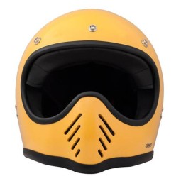 DMD helm Seventy Five Yellow