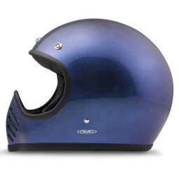 Casco moto DMD Seventy Five Metallic Blue