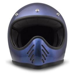 Casco DMD Seventy Five Metallic Blue, Caschi Vintage