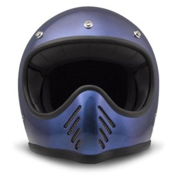 DMD helmet Seventy Five Metallic Blue ,Vintage Helmets