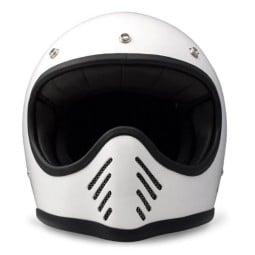 DMD helm Seventy Five White