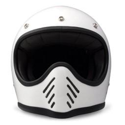 DMD helmet Seventy Five White ,Vintage Helmets