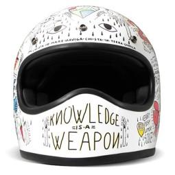 DMD helmet Racer Tribal ,Vintage Helmets