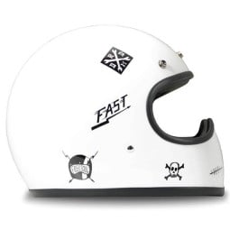 Casco DMD Racer Flash, Caschi Vintage