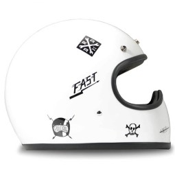 DMD helmet Racer Flash ,Vintage Helmets