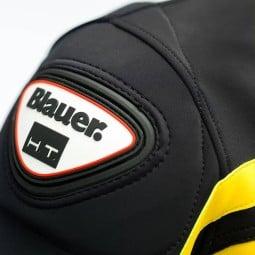 Giubbotto Moto Tessuto BLAUER HT Easy Rider Yellow, Giubbotti e Giacche Tessuto Moto
