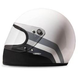 DMD helmet Rocket Grey Scale ,Vintage Helmets