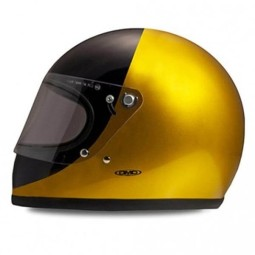 Casco moto DMD Rocket Golden