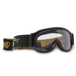 Motorcycle goggles DMD Ghost Clear, Motorcycle Goggles