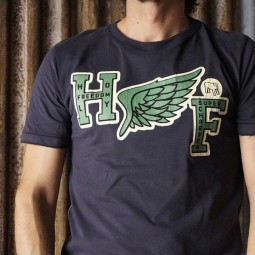 Holy Freedom T-shirt Ala Navy ,T-Shirts