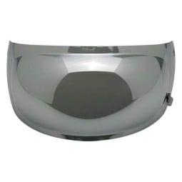 Visiera Biltwell Gringo S Bubble GEN-2 Chrome Mirror ECE, Visiere e Accessori