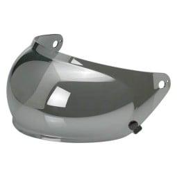 Helmvisier Biltwell Gringo S Bubble GEN-2 Chrome Mirror ECE, Visiere und Zubehör