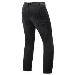 Jeans moto Revit Detroit TF grigio scuro