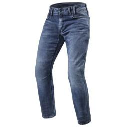 Revit motorrad jeans Detroit TF dunkelblau