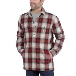Camicia Carhartt Hubbard Sherpa lined, Camicie