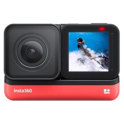 Insta360 ONE R Twin Edition Caméra action